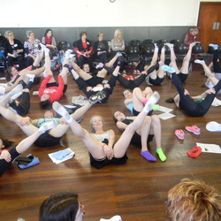 Dance Development Course