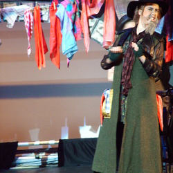 Harriet Lintern as Fagin