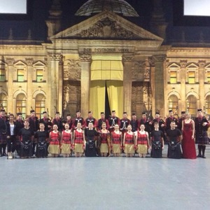 Highland Dance Company of NZ - Germany Trip