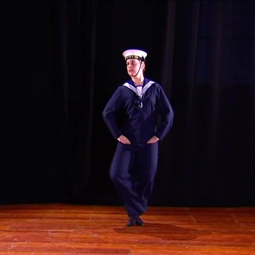 Navy Sailors Hornpipe uniform with Hat
