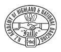 In the design of our Crest it is apparent the thistle, clasped hands and the word failte (welcome) have been given centre prominence.