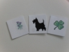 Blank Gift Cards 6 pack Assorted Designs
