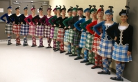 THE HIGHLAND DANCE COMPANY OF NZ PERFORM IN AUCKLAND