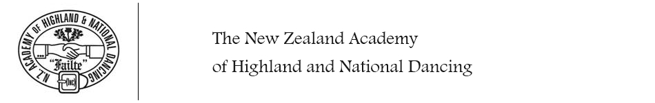 The New Zealand Academy of Highland and National Dancing