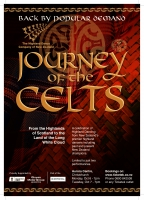 Journey of the Celts concerts - Christchurch in conjunction with the Body Festival