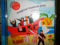 Magical Musical Play Cd
