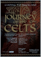 Journey of the Celts - concerts Auckland April 2015