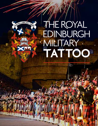 Military tattoo edinburgh 2017 for Royal edinburgh military tattoo